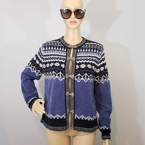 NEW Croft & Barrow Chenille Cardigan